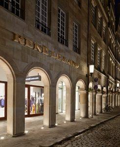 RENÉ LEZARD Mode GmbH: Maßgeschneiderte Sanierungslösung für RENÉ LEZARD perfekt