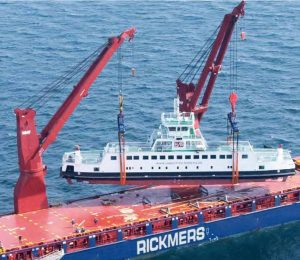 Foto: © Rickmers Holding AG