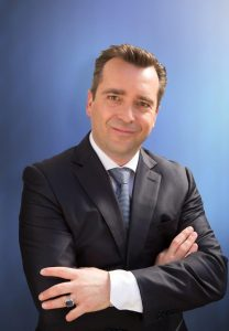 Falk Raudies, CEO, FCR Immobilien