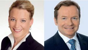 Dr. Petra Brenner und Dr. Mirko Sickinger