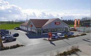 FCR Immobilien AG kauft Nahversorger in Scheßlitz, Bayern