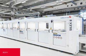 SINGULUS TECHNOLOGIES bietet mit nasschemischen Prozessanlagen und Vakuum-Beschichtungsanlagen wichtige Fertigungsschritte für die Herstellung von Heterojunction-Solarzellen (HJT)
