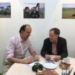 Stefan Dürr im Gespräch mit BondGuide, 2018