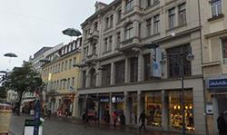 FCR Immobilien AG erwirbt Einkaufszentrum in Gera, Thüringen