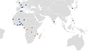 R-Logitech verbindet Destinations weltweit