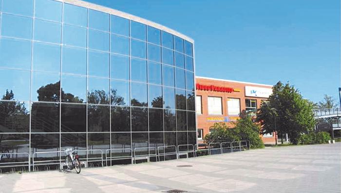 Einkaufszentrum Wismar