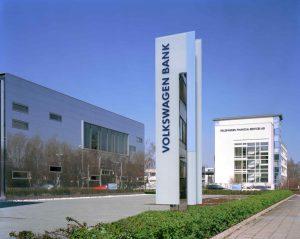Volkswagen Financial Services platzieren Anleihen über 2,25 Milliarden Euro