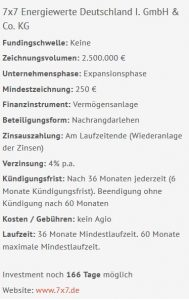 7x7energie GmbH