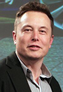Elon Musk (@Wikipedia)