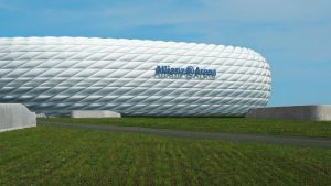 Allianz Arena by KGAL