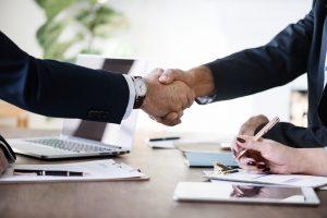 Pixabay Geschäft Büro Vertrag Vereinbarung