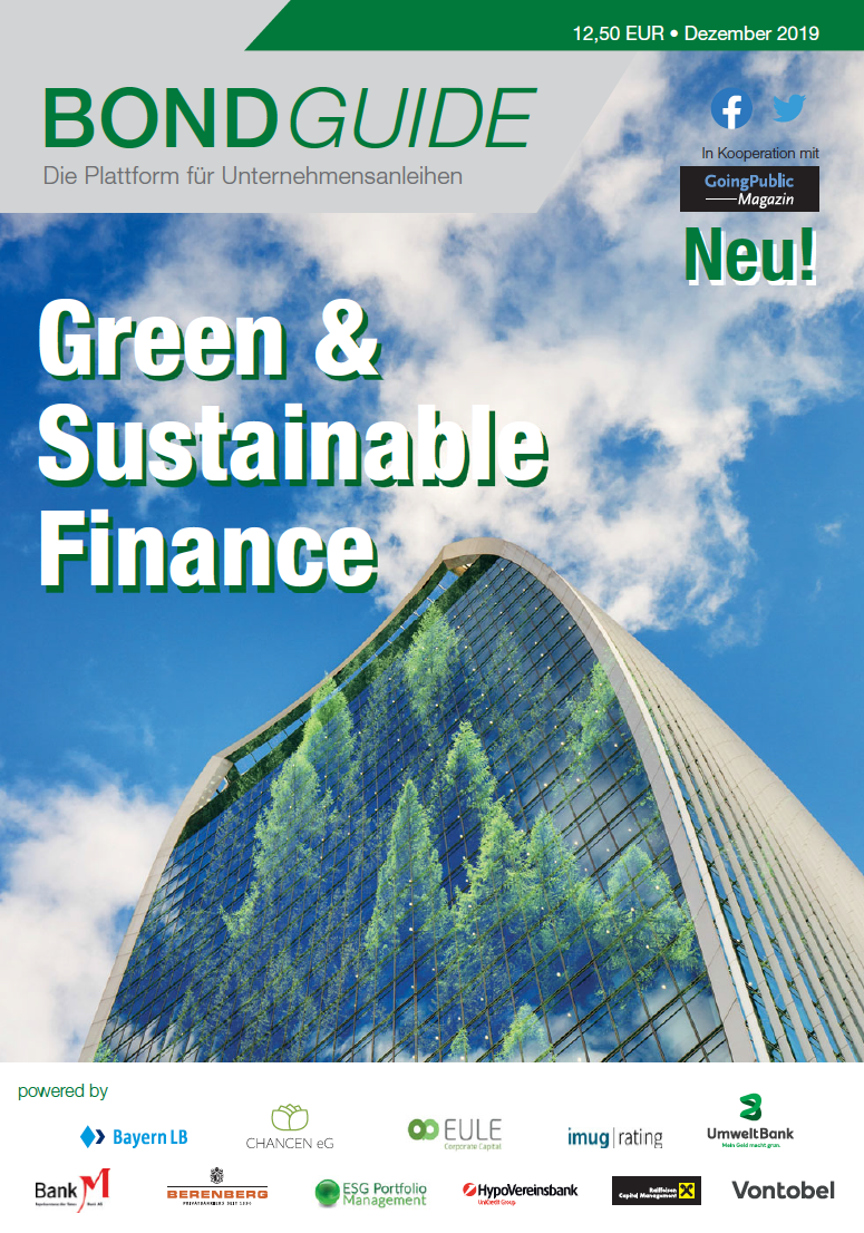 Green & Sustainable Finance